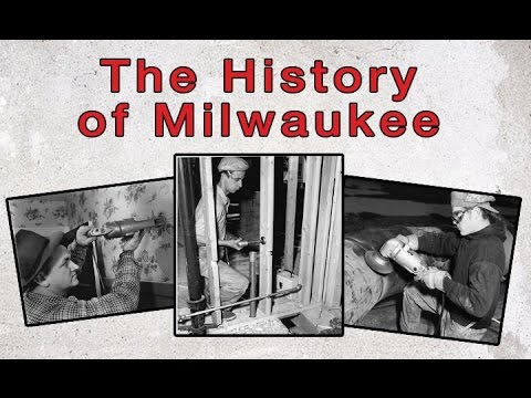 History of Milwaukee Electric Power Tools