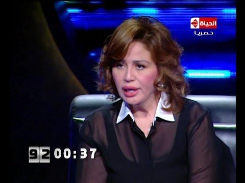 إلهام شاهين تكشف عن رأيها في أبو تريكة
