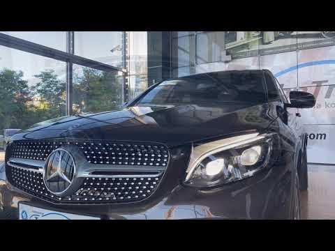 Mercedes-Benz GLC 250 CDI Coupe 4Matic AMG