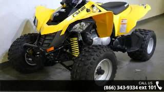 10. 2016 Can-Am DS 250  - RideNow Powersports Peoria - Peoria...