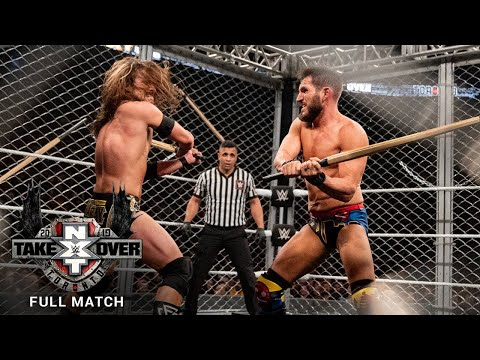 FULL MATCH - Adam Cole vs. Johnny Gargano - NXT Title 2-Out-Of-3 Falls Match: NXT TakeOver: Toronto