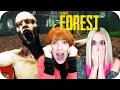 NOS PERSIGUEN HASTA LA MUERTE!!! - Con Lili en 4.0 - The Forest Ep 03