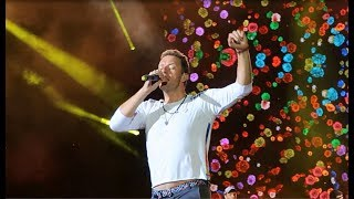 Live footage from Coldplay's A Head Full Of Dreams Tour Concert at Commerzbank-Arena Frankfurt, Germany. This is almost the full concert (only missing parts: ...