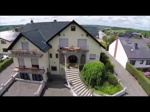 Aerial Video Hotel at the Nürburgring in the Eifel