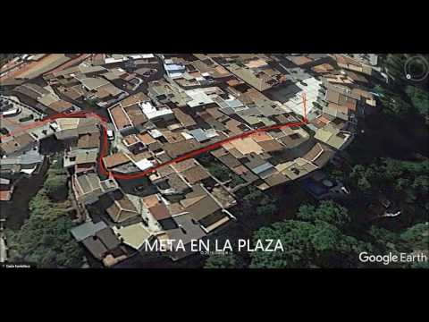 CxM Igualeja 2017 Recorrido virtual