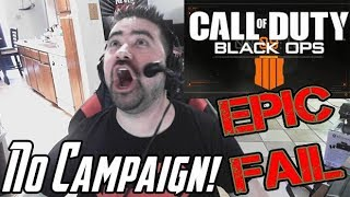 Video Black Ops 4 Reveal Angry Rant - No Campaign! Battle Royale?! MP3, 3GP, MP4, WEBM, AVI, FLV November 2018