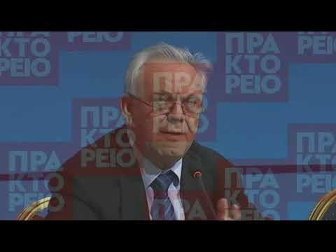 Γ. Δραγασάκης: Αντίστροφη μέτρηση για το τέλος της επιτροπείας και των μνημονίων