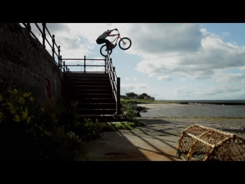Danny MacAskill's stunt biking for beginners