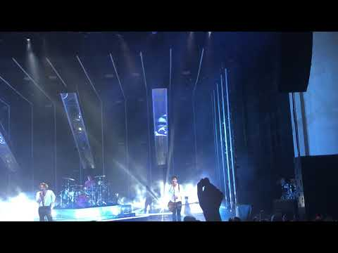 Amnesia live on meet you there tour in homdel (видео)