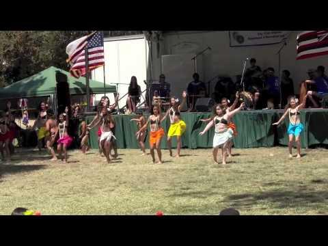 Aloha Dance Studio - Northridge Park 2014.