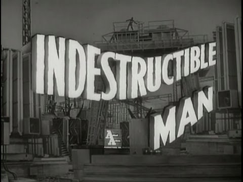 Indestructible Man (1956) [Crime] [Horror] [Science Fiction]