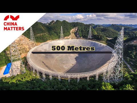 China Matters Releases A Documentary Film on China's FAST Telescope