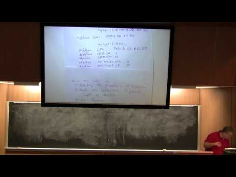Embedded Systems Course (V2) - Lecture 3: Concepts of Microcontrollers - Part 2