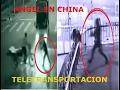 REAPARECE ANGEL EN CHINA TELETRANSPORTACION SALVA A MUJER !