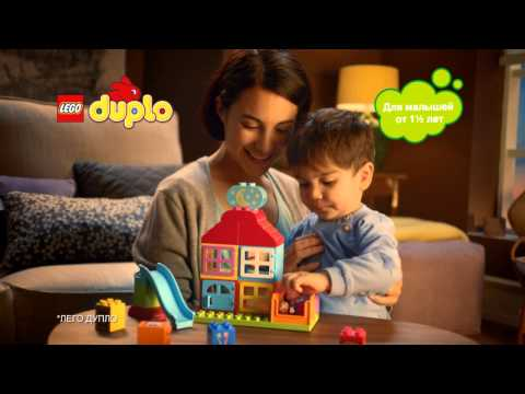 8 марта вместе с LEGO® DUPLO®!