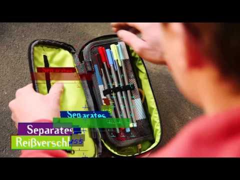 Coocazoo PencilDenzel Schlamperetui für die Schule