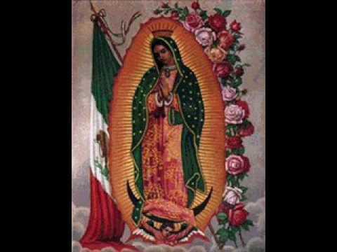 Adios Reyna del Cielo-Alabanzas a la Virgen de Guadalupe con Mariachi