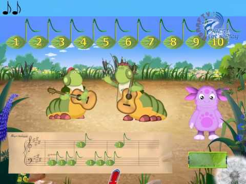 Лунтик: Учит английский [Full Lets Play] by Рома Graf