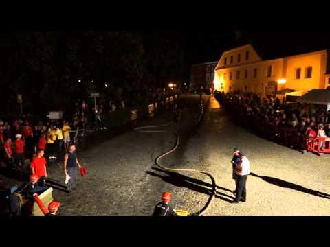 Hasičská soutěž Kamenice nad Lipou