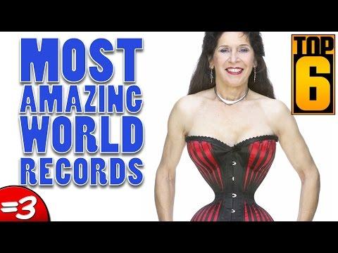 Nejúžasnější rekordy