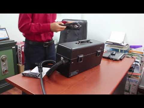 Video giới thiệu máy hút bụi mực Atrix OMEGA SUPREME Plus