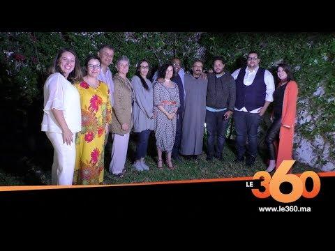 Le360.ma • فطور النجوم مع الإعلامية سناء الزعيم
