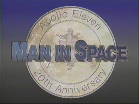 Time: Man in Space, Apollo 20Th Anniversary