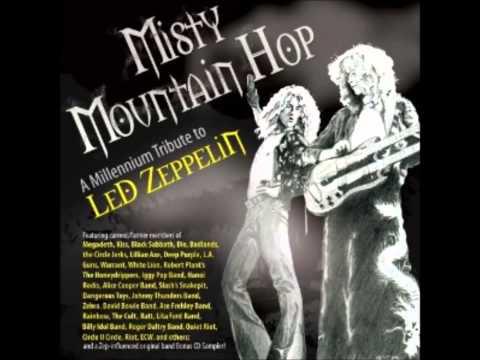 """CHARLIE BONNET III / KERI KELLI / DERRICK LeFEVRE – """"The Ocean"""" (Led Zeppelin cover)"""