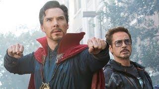 Video Watch the Avengers Defend New York in 'Infinity War' | Anatomy of a Scene MP3, 3GP, MP4, WEBM, AVI, FLV Juni 2018