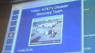 Sam's Network Security Class - Thurs 04/11/2013 - Preparing for Business Continuity Pt2