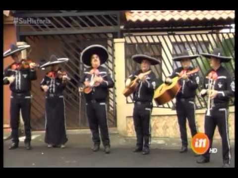 Conozca al mariachi de los hermanos Rodríguez