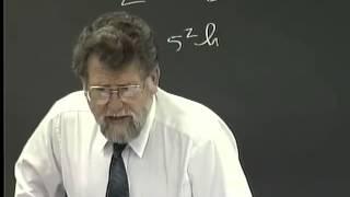 Lecture 09: Beginning Algebra (Math 70)