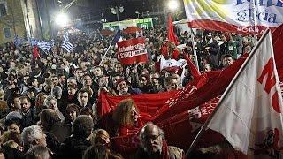 'Yunanistan değişecek Avrupa değişecek'