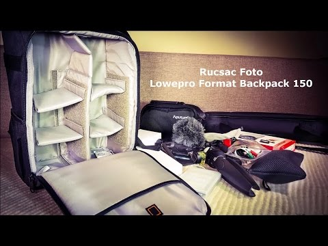Rucsac Foto Lowepro Format Backpack 150
