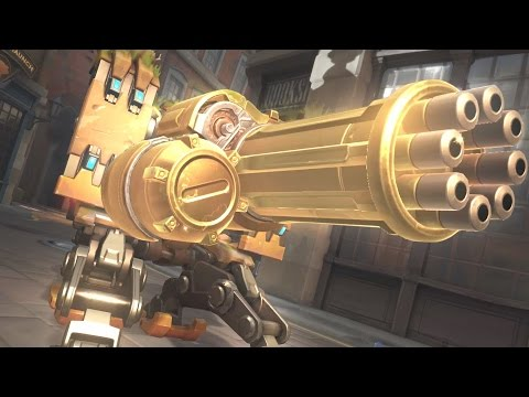 Overwatch - The Golden Point & Click Adventure (видео)