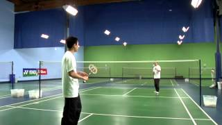 Video How to Hit an Overhead Drop Shot in Badminton : Badminton MP3, 3GP, MP4, WEBM, AVI, FLV November 2018