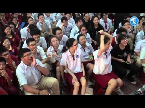 GIAO LƯU với danh hài TRƯỜNG GIANG mới nhất 2014