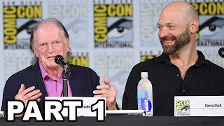 More Celebrity News ►► http://bit.ly/SubClevverNewsThe cast of The Strain discuss the new season of their show at Comic Con 2017.For More Clevver Visit:There are 2 types of people: those who follow us on Facebook and those who are missing out http://facebook.com/clevverKeep up with us on Instagram: http://instagr.am/ClevverFollow us on Twitter: http://twitter.com/ClevverTVWebsite: http://www.clevver.com Add us to your circles on Google+: http://google.com/+ClevverNewsTweet Me: http://www.twitter.com/