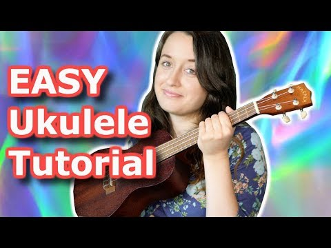 Old Town Road - Lil Nas X || Super EASY Ukulele Tutorial