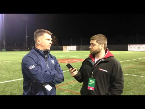 Coach Shay Post Ivy Semifinal Interview