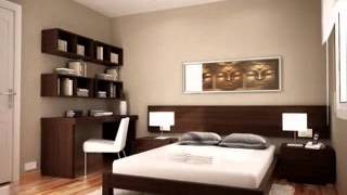 DIY Warm bedroom design decorating ideas