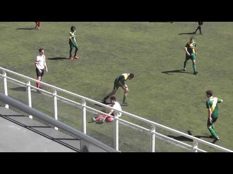 U19 - Victoire en Quart à Grasse