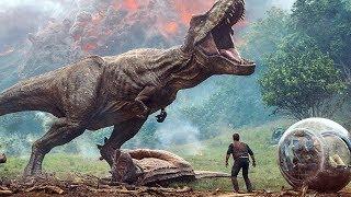 Video Jurassic World Fallen Kingdom Official Trailer - Jurassic World 2 MP3, 3GP, MP4, WEBM, AVI, FLV Desember 2017