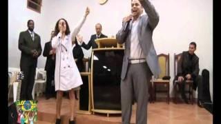 Com Muito Louvor- Esther Gabriella E Robinson Monteiro