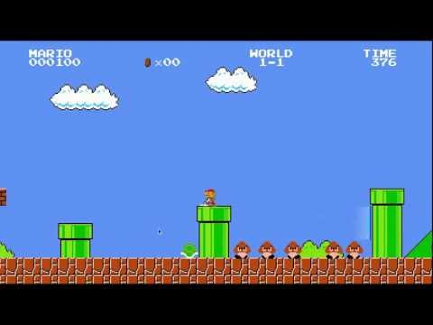 Super Mario Bros Vs Portal
