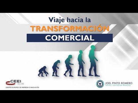 Ponencia Viaje hacia la transformación comercial[;;;][;;;]