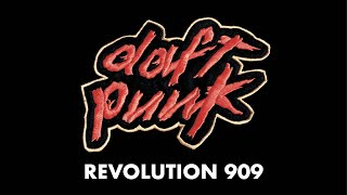 Daft Punk - Revolution 909 (Official audio)