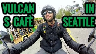 Vulcan S Adventures with Alex Chacón - Seattle