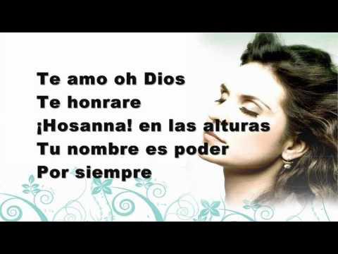 Dios Extraordinario (letra en español) Aline Barros