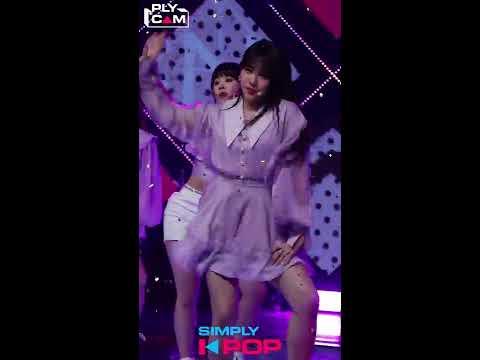 [Simply K-Pop] GWSN So So 'Pinky Star(핑키스타)' (공원소녀 소소 직캠) _ Ep.355 - Thời lượng: 3 phút, 16 giây.